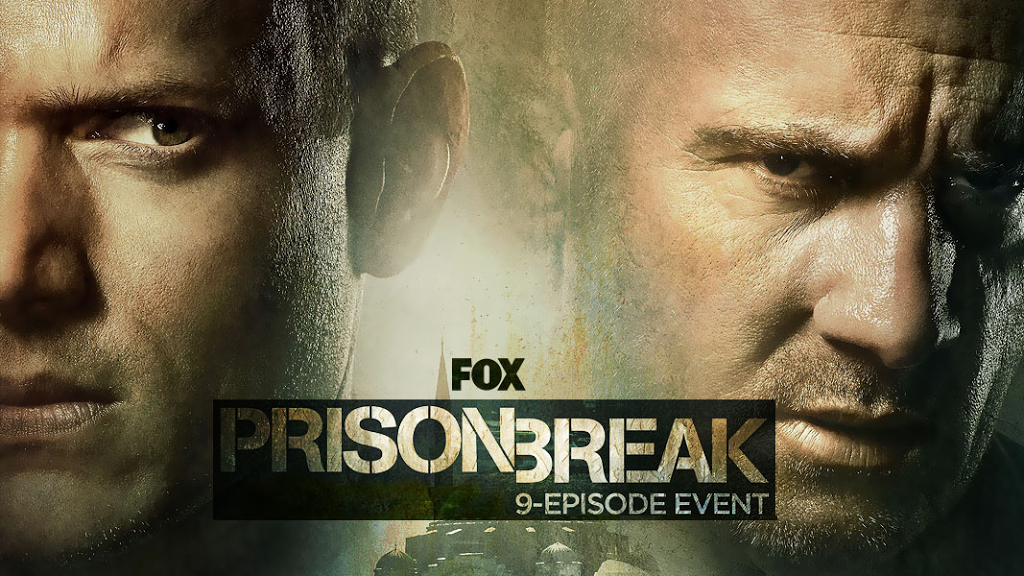 Prison Break | Descarga Tu Serie Por MEGA