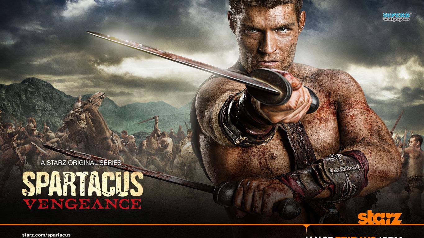 Spartacus - Descargar Tu Serie Por MEGA